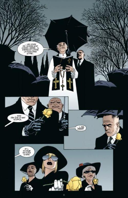 100 Bullets – Edition Hardcover, T11 : Un trône pour deux (0), comics chez Urban Comics de Azzarello, Risso, Mulvihill, Johnson
