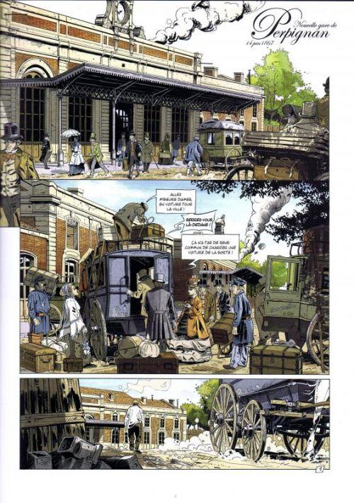 Ontophage T3 : Un jour sans matin (0), bd chez Emmanuel Proust Editions de Piskic