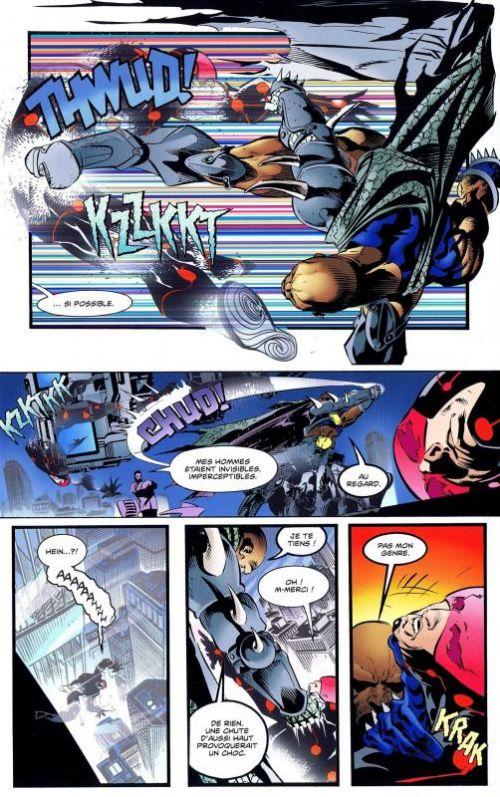 Ka-Zar : La loi de la jungle (0), comics chez Panini Comics de Waid, Cassaday, Kubert, Digital Chameleon, Rosas