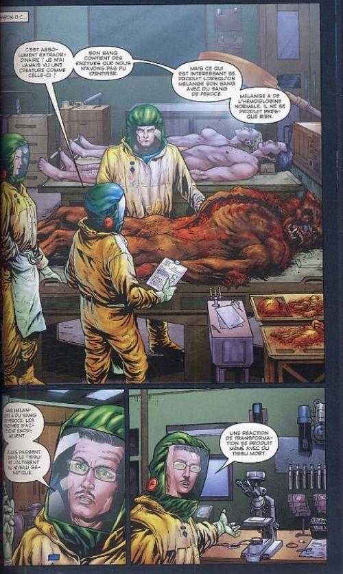 Ferals T2 : Dans la gueule des loups (0), comics chez Panini Comics de Lapham, Andrade Jr, Digikore studio