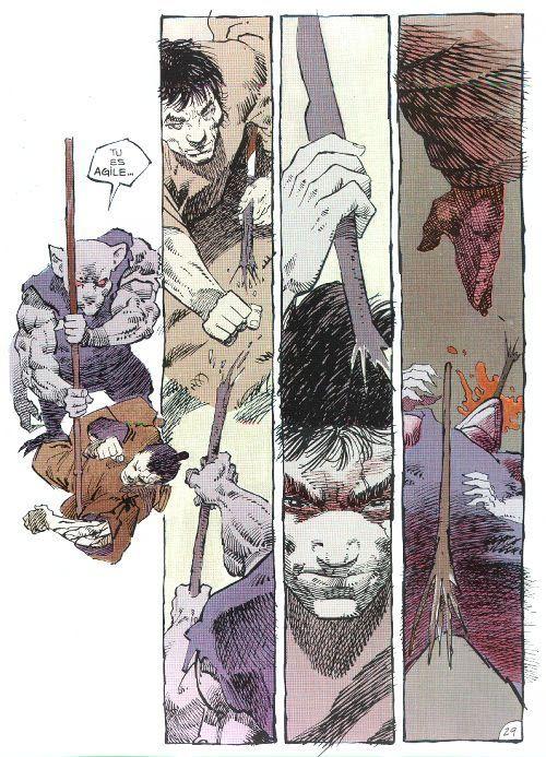 Ronin : Absolute (0), comics chez Panini Comics de Miller, Varley