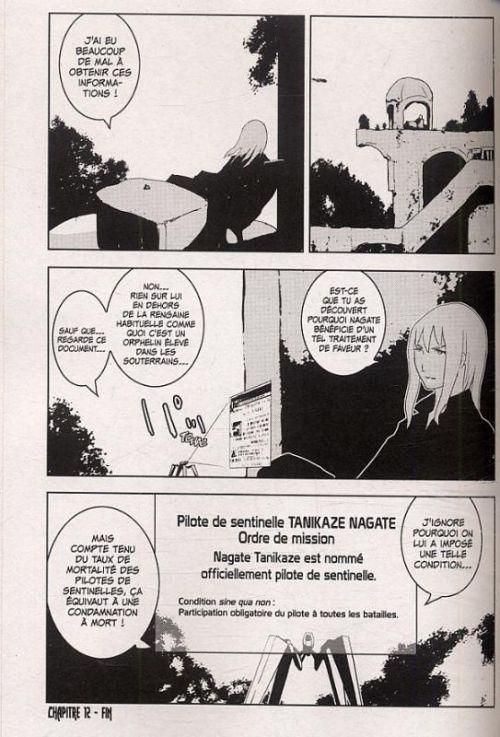 Knights of Sidonia T3, manga chez Glénat de Nihei