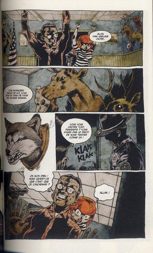 Doggybags T4 : [Sélection] / Lady in white / Geronimo (0), comics chez Ankama de El diablo, Run, Petrimaux, Singelin