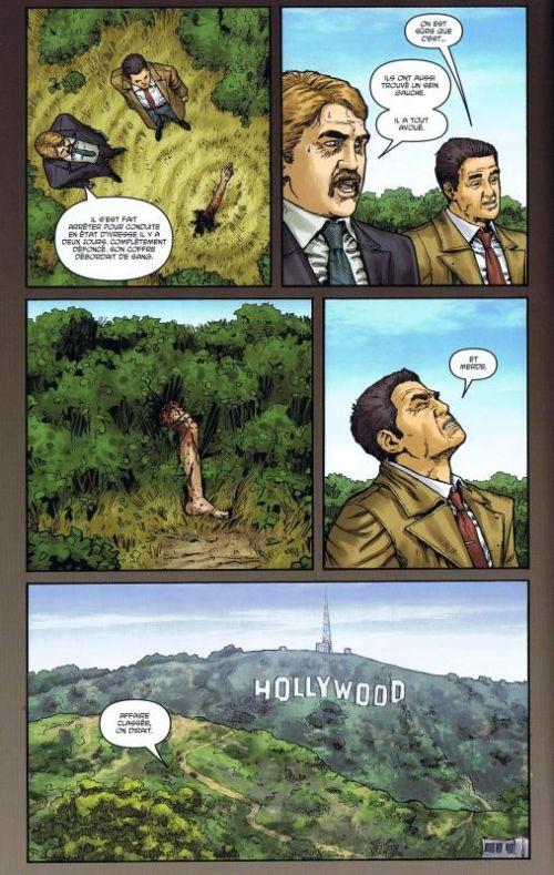Dan the unharmable T1 : L'invulnérable (0), comics chez Panini Comics de Lapham, Ortiz, Digikore studio