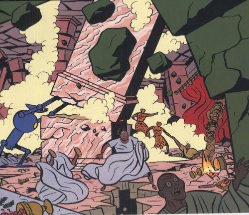 Spirou et Fantasio : Cœurs d'acier (0), bd chez Champaka de Yann, Chaland, Beaumeney-Joannet