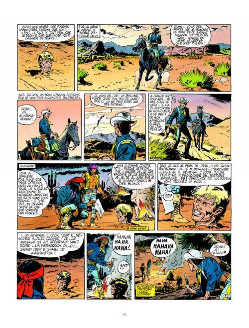 Blueberry T2 : Le cavalier perdu - La piste des Navajos - L'homme à l'étoile d'argent (0), bd chez Dargaud de Charlier, Giraud