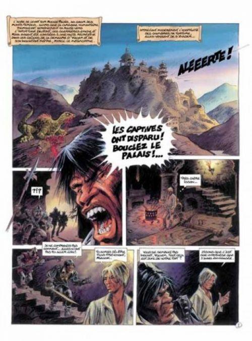 Les guerrières de Troy T2 : L'or des profondeurs (0), bd chez Soleil de Arleston, Melanÿn, Dany, Mourier