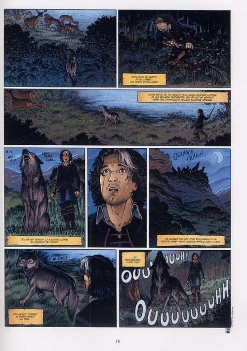 L'assassin royal T7 : Gué-de-Négoce (0), bd chez Soleil de Clerjeaud, Picaud, Alquier, Csajagi