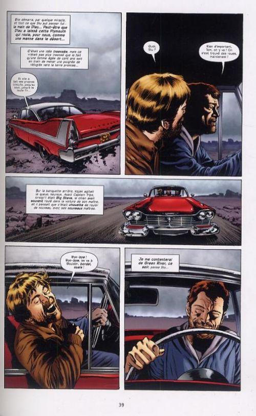 Le fléau T12 : Crépuscule (0), comics chez Delcourt de King, Aguirre-Sacasa, Perkins, Martin, Coker