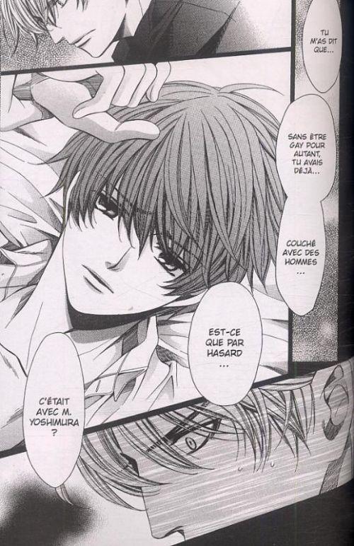 Dangerous teacher  T2, manga chez Asuka de Yamato