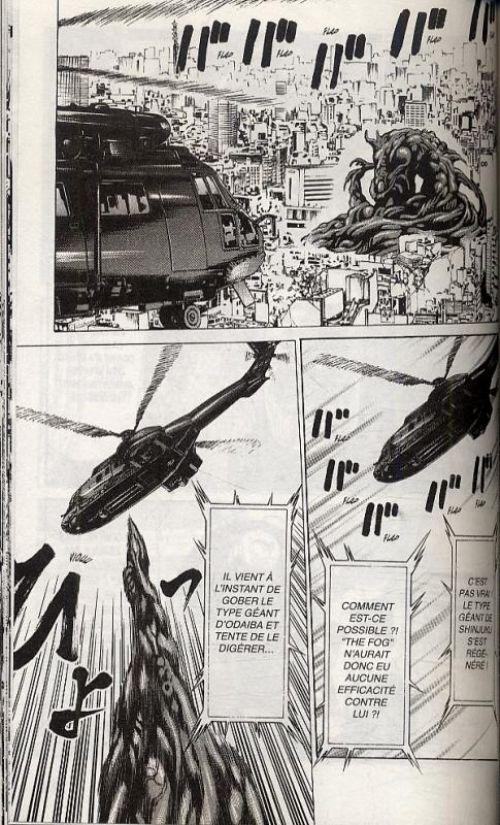 Hakaiju T9, manga chez Tonkam de Honda