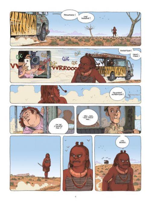 Mamada T1 : Epoustouflante migrante (0), bd chez Paquet de Ratte, Lavialle