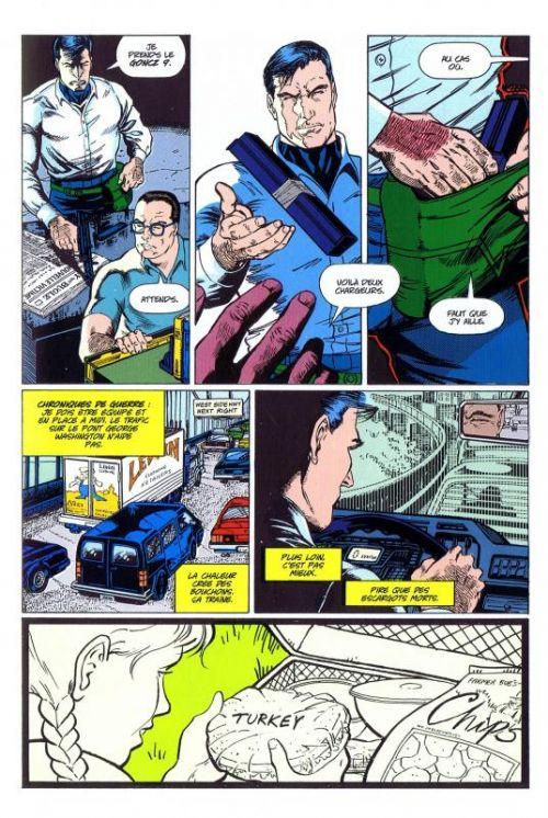 The Punisher : Journal de guerre (0), comics chez Panini Comics de Wellington, Potts, Lee, Wright
