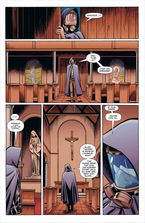 Y, Le Dernier Homme – Edition Hardcover, T3, comics chez Urban Comics de Vaughan, Sudzuka, Guerra, Zylonol, Carnevale