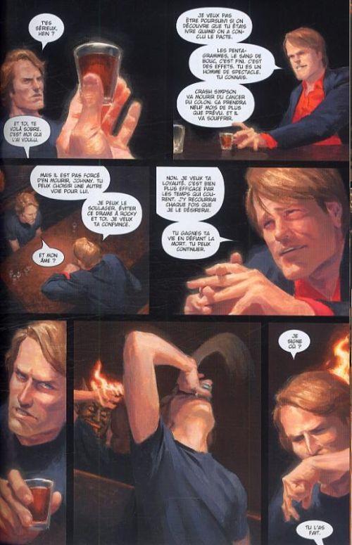 Mythos, comics chez Panini Comics de Jenkins, Rivera