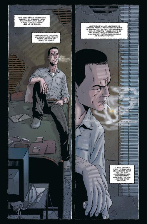 Neonomicon, comics chez Urban Comics de Johnston, Moore, Juanmar, Burrows