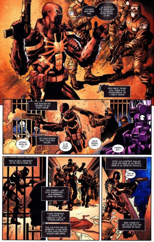 Spider-Man Universe – V. 1, T7 : Minimum Carnage (0), comics chez Panini Comics de Bunn, Yost, Medina, Brown, Shalvey, Pham, Sotomayor, Loughridge, Delgado, Crain