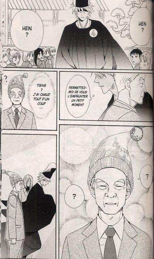 Otomen T16, manga chez Delcourt de Kanno