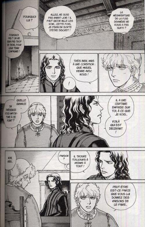 Cesare T5, manga chez Ki-oon de Soryo
