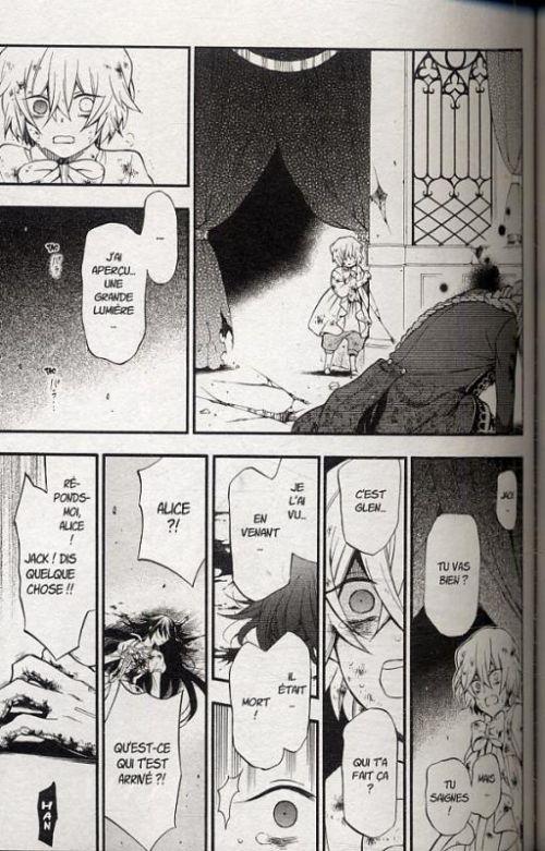 Pandora Hearts T19, manga chez Ki-oon de Mochizuki