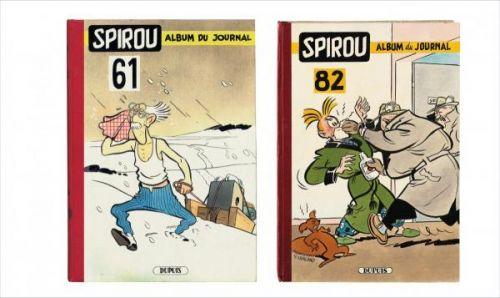 Spirou et Fantasio : ... par Yves Chaland (0), bd chez Dupuis de Chaland, Bocquet, Yann