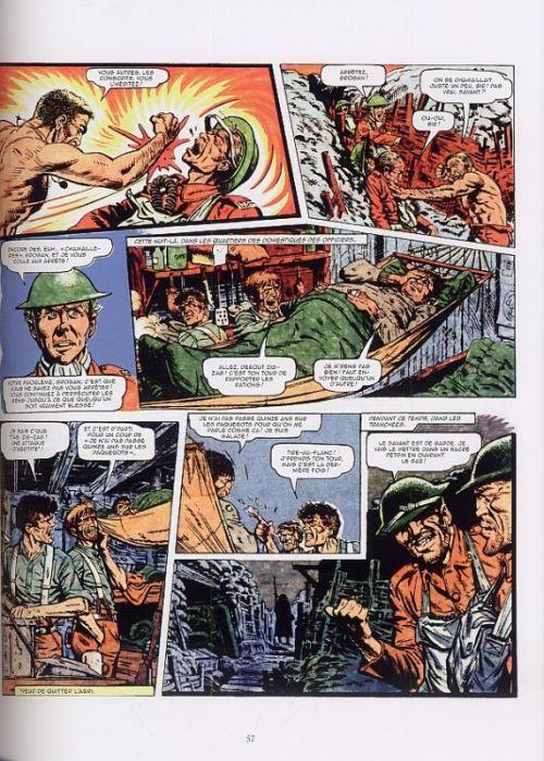 La grande guerre de Charlie T5 : Les tranchées d'Yprès (0), comics chez Délirium de Mills, Colquhoun