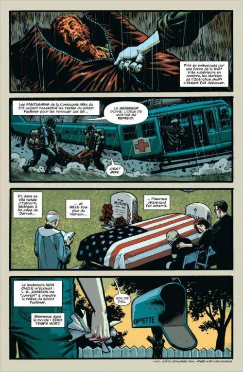 De l'autre côté, comics chez Urban Comics de Aaron, Stewart, McCaig