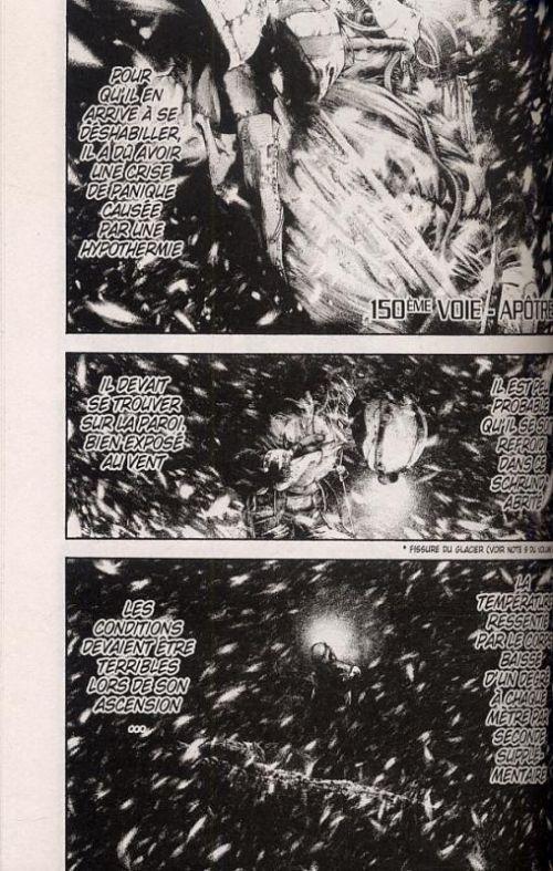 Ascension T15, manga chez Delcourt de Nitta, Sakamoto, Nabeta