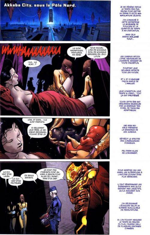 Uncanny Avengers (revue) – V 1, T5 : Une folle ambiance (0), comics chez Panini Comics de Remender, Hopeless, Coipel, Walker, Acuña, Martin jr, Martin, Molinar, Cassaday