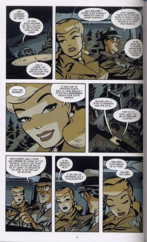 Before Watchmen T1 : Minutemen (0), comics chez Urban Comics de Cooke, Noto
