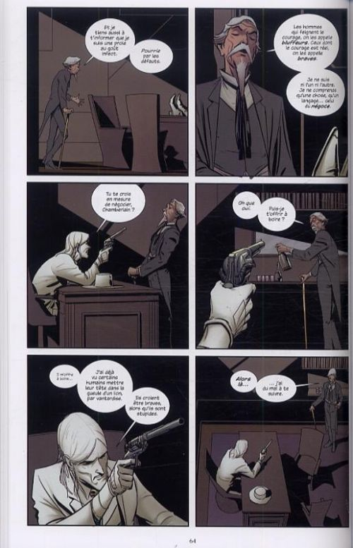 East of West T1 : La promesse (0), comics chez Urban Comics de Hickman, Dragotta, Martin jr