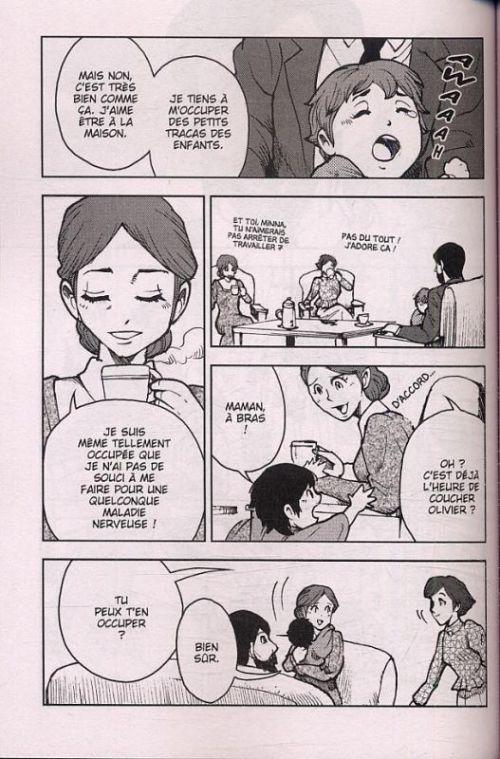 L'interprétation des rêves, manga chez Soleil de Variety artworks studio