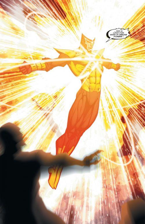 Brightest Day T3 : Le retour du héros (0), comics chez Urban Comics de Vankin, Tomasi, Johns, Syaf, Gleason, Castiello, Arlem, Prado, Reis, Sotelo, Ciardo, Reis, Steigerwald, Eyring, Frank