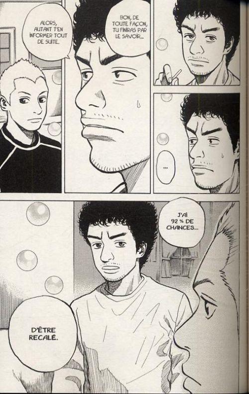 Space brothers T2, manga chez Pika de Koyama