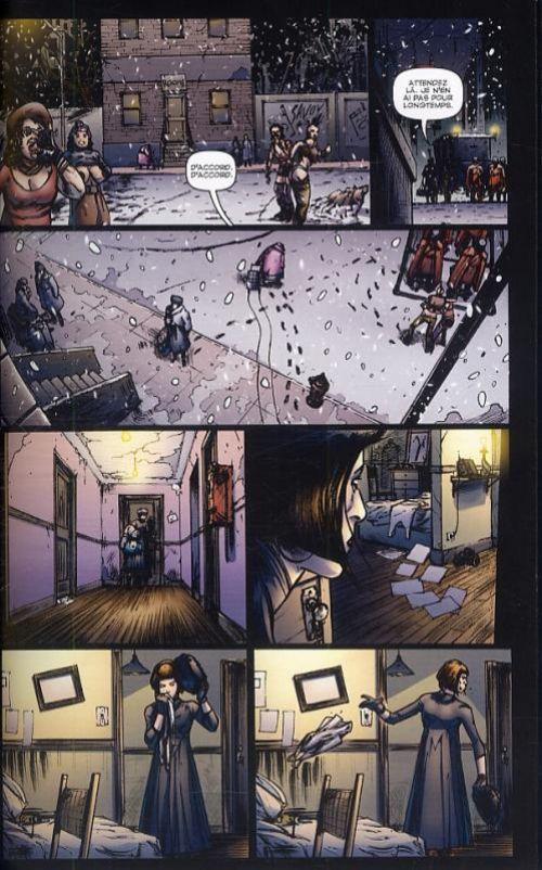 Fashion Beast T2 : Les cartes du tarot (0), comics chez Panini Comics de Moore, Johnston, McLaren, Percio, Duffield, Cabrera