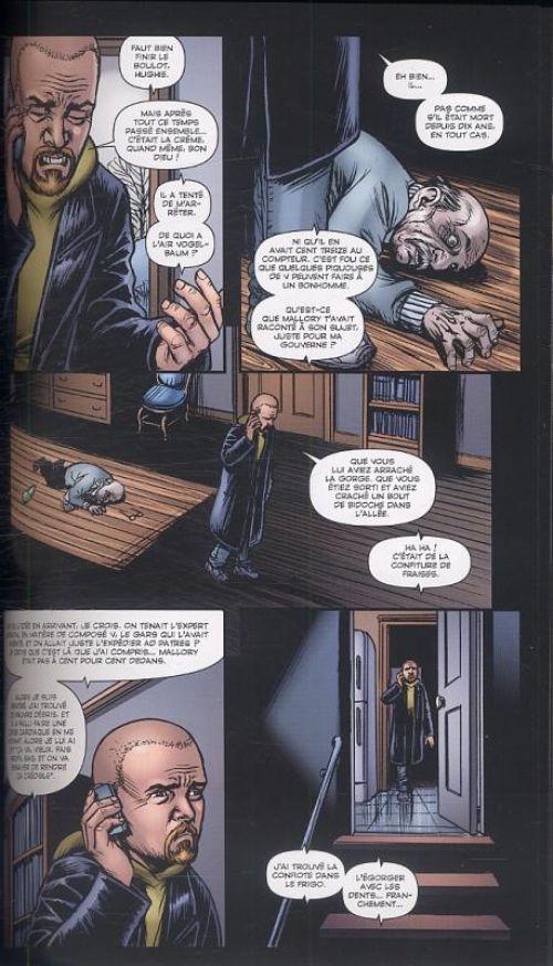 The Boys – édition souple, T19 : On ne prend plus de gants (0), comics chez Panini Comics de Ennis, Braun, Clark, Robertson, Aviña