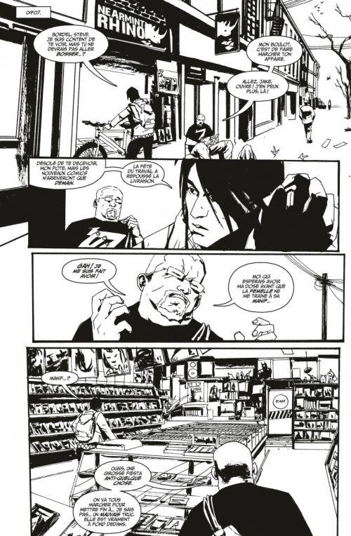 Snapshot, comics chez Urban Comics de Diggle, Jock