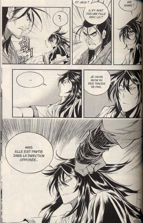 The Swordsman T7, manga chez Booken Manga de Lee, Hong