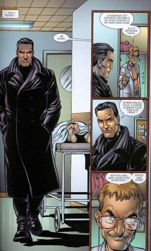 The Punisher (vol.7) T1 : Au commencement (0), comics chez Panini Comics de Ennis, Larosa, Robertson, Mounts, White, Bradstreet