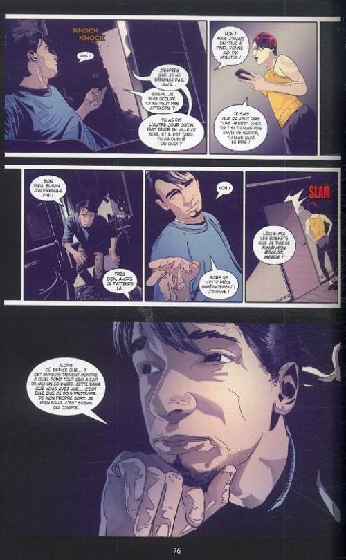 Spawn - La saga infernale T5 : Le projet Ragnorok (0), comics chez Delcourt de Goff, McFarlane, Kudranski, FCO Plascencia