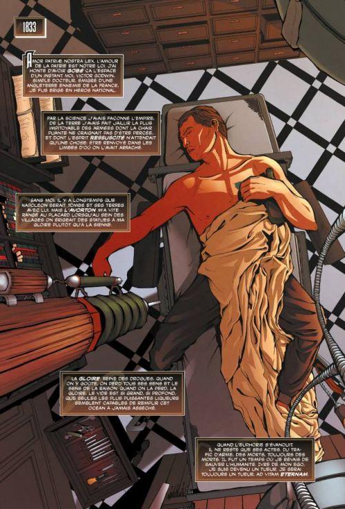 Æternum Vale : Œil  pour œil (0), comics chez Wanga Comics de Colinet, Charretier, Wetstein