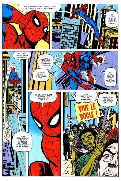 Spider-Man Classic T7 : Dans le sillage de Spider-Man (0), comics chez Panini Comics de Lee, Romita Sr, Kirby, Kane, Giacoia, Ditko, Collectif