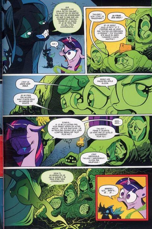My Little Pony T2 : Quatre poneys dans le vent (0), comics chez Urban Comics de Collectif