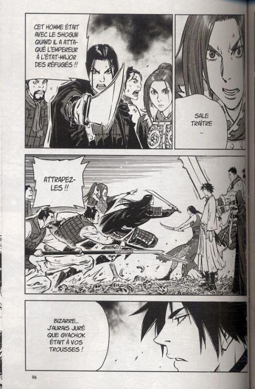 Warlord T5, manga chez Ki-oon de Kim, Kim
