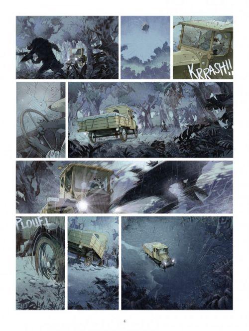 Sherlock Fox T1 : Le chasseur (0), bd chez Glénat de Morvan, Yu
