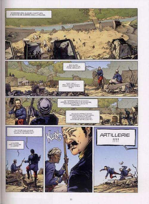 L'Homme de l'année T5 : 1871 – L'un des héros de la Commune de Paris (0), bd chez Delcourt de Pécau, Dellac, Thorn, Manchu