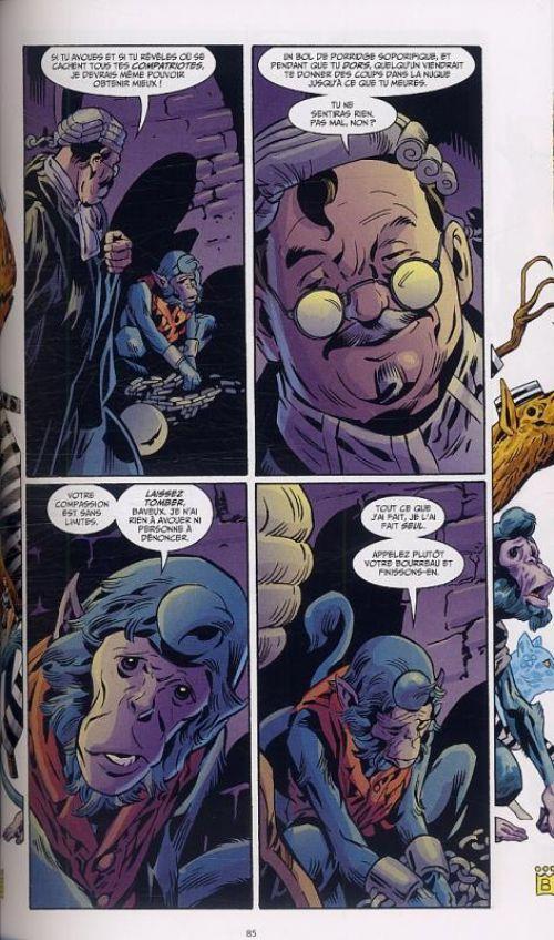 Fables – Softcover, T20 : L'héritier du vent (0), comics chez Urban Comics de Willingham, Bachs, Buckingham, Cannon, Russel, Hughes, Leonardi, Loughridge, Kindzierski, Ruas