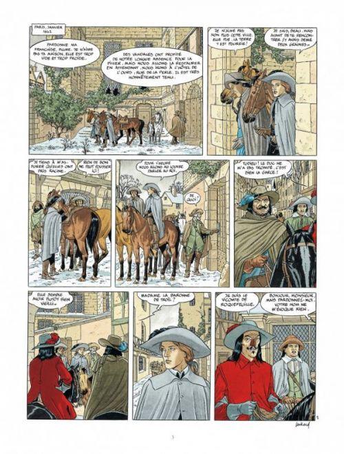 Les 7 vies de l'épervier T12 : Quinze ans après (0), bd chez Dargaud de Cothias, Juillard