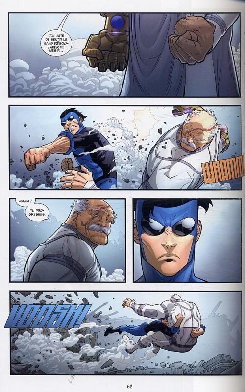 Invincible T11 : Toujours invaincu (0), comics chez Delcourt de Kirkman, Ottley, FCO Plascencia