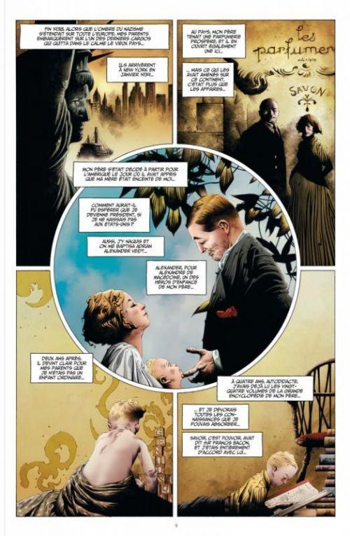 Before Watchmen T5 : Ozymandias (0), comics chez Urban Comics de Wein, Lee, Chung